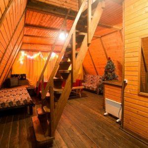 База отдыха «Калинино» Пермь