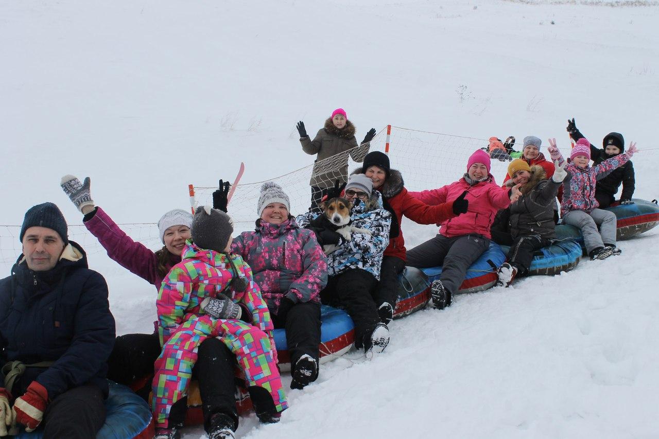 развлечения на базе отдыха «Калинино» Пермь