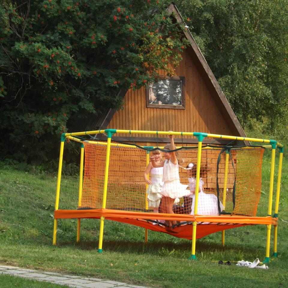 Услуги и развлечения на базе отдыха «Калинино»