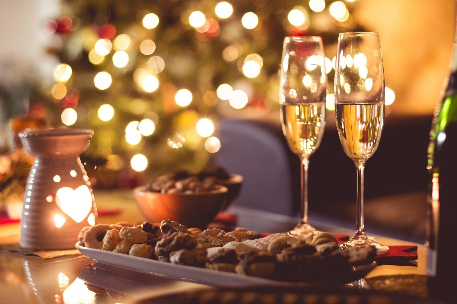 База отдыха «Калинино» Новый год